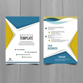 Franchise Brochure Design